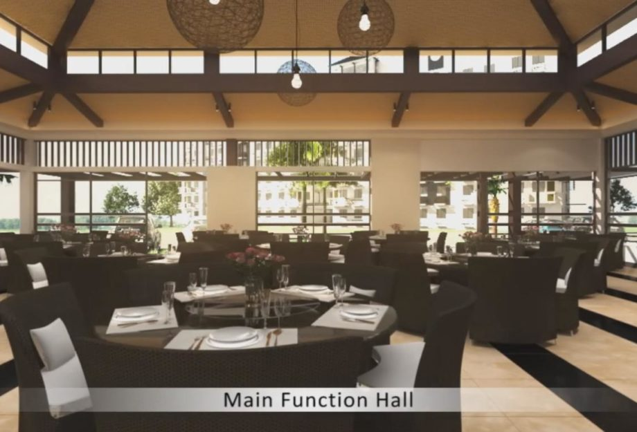 Main Function Hall
