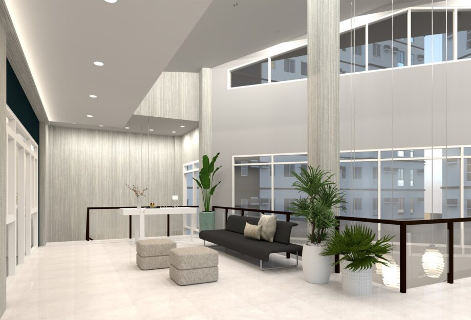 Clubhouse 2F Lobby
