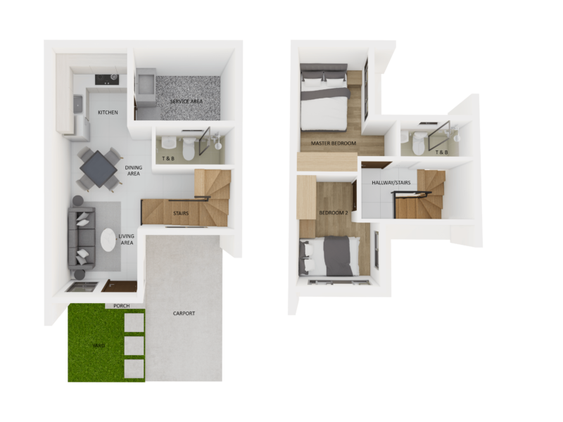 SUGGESTED FLOOR LAYOUT
