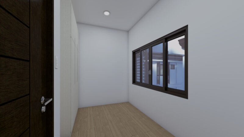 TURNOVER UNIT-BEDROOM 2