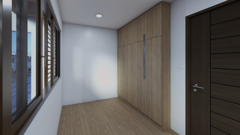 TURNOVER UNIT-BEDROOM 3
