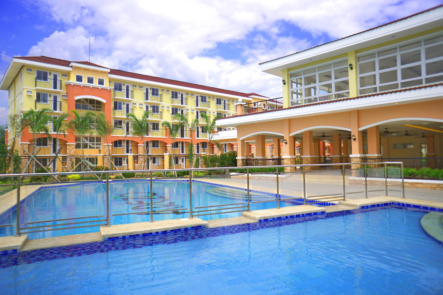 Arezzo Place Davao Opens a New Clubhouse and Swimming Pool ...
